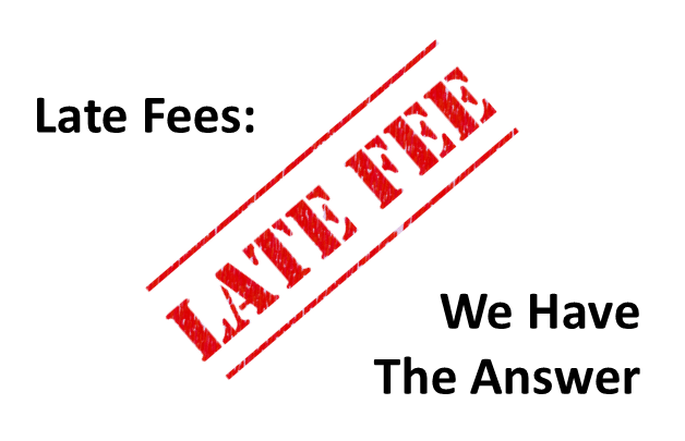 ReliaBills has the answers for late fees