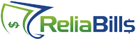 ReliaBills Company Logo and Identity