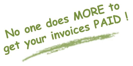 Only ReliaBills does more to get your invoices paid on time or with dues.
