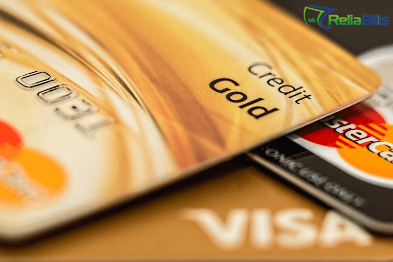 Different credit card options for easier payments