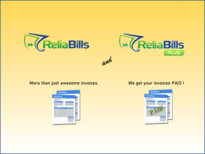Difference between ReliaBills Free and ReliaBills Plus