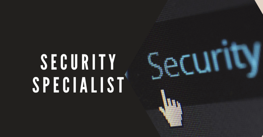 Website Security Specialist