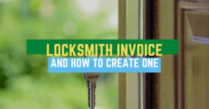 What is a Locksmith Invoice and How To Create One